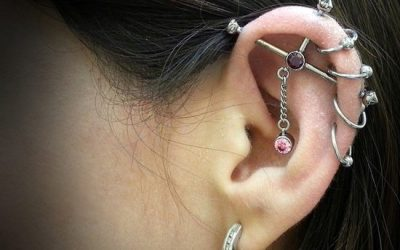 Industrial Piercing | What Is An Industrial Piercing?